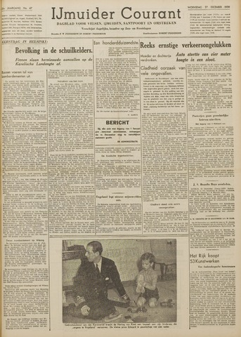 IJmuider Courant 1939-12-27