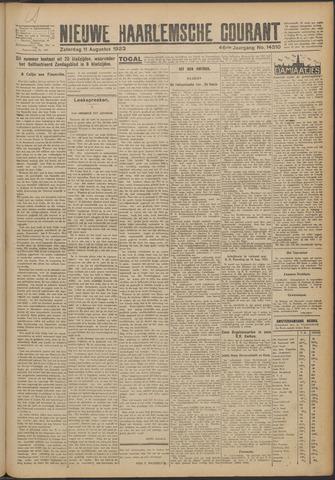 Nieuwe Haarlemsche Courant 1923-08-11