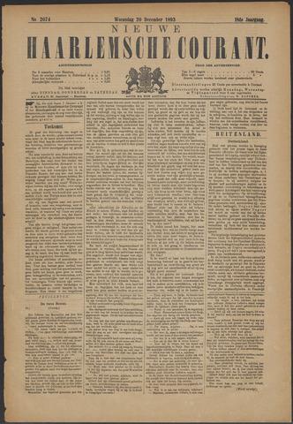Nieuwe Haarlemsche Courant 1893-12-20