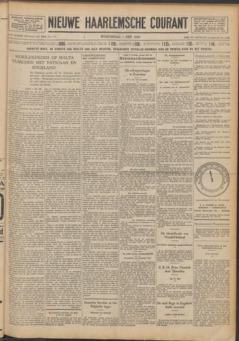 Nieuwe Haarlemsche Courant 1930-05-07