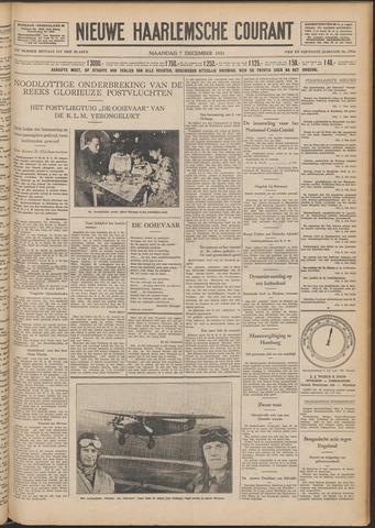 Nieuwe Haarlemsche Courant 1931-12-07