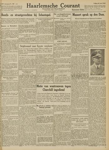 Haarlemsche Courant 1942-06-26