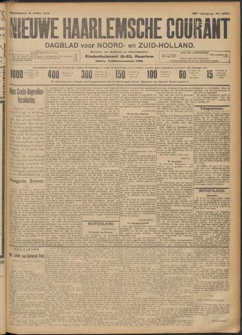 Nieuwe Haarlemsche Courant 1908-04-15