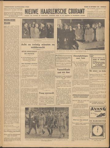Nieuwe Haarlemsche Courant 1938-09-30