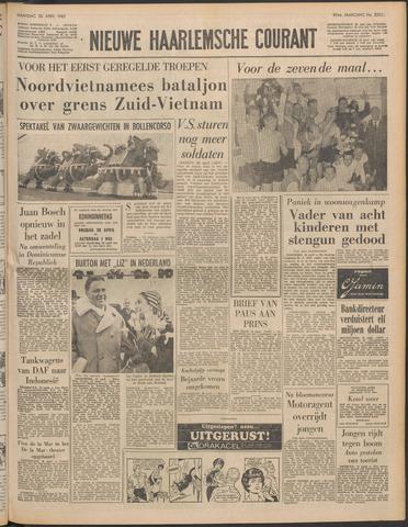 Nieuwe Haarlemsche Courant 1965-04-26