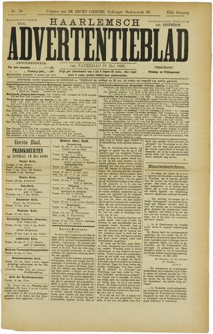 Haarlemsch Advertentieblad 1889-05-18