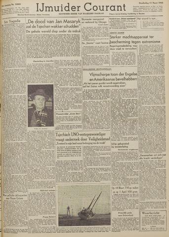 IJmuider Courant 1948-03-11