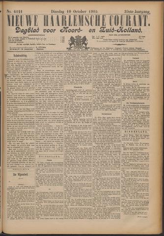 Nieuwe Haarlemsche Courant 1905-10-10