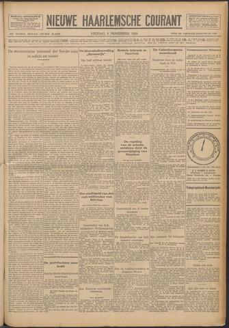 Nieuwe Haarlemsche Courant 1928-11-09