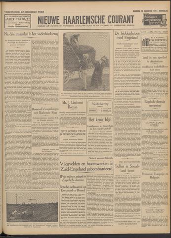 Nieuwe Haarlemsche Courant 1940-08-19