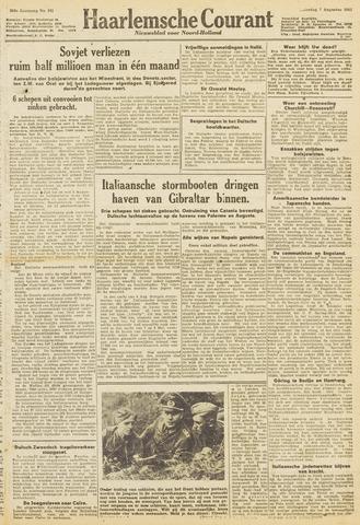 Haarlemsche Courant 1943-08-07