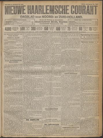 Nieuwe Haarlemsche Courant 1915-08-06