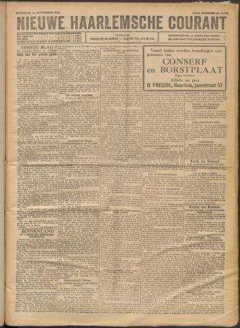 Nieuwe Haarlemsche Courant 1920-09-29