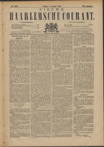 Nieuwe Haarlemsche Courant 1894-01-19