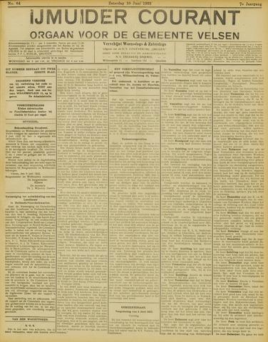 IJmuider Courant 1922-06-10