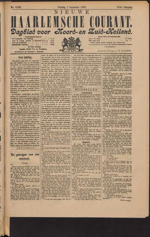 Nieuwe Haarlemsche Courant 1902-09-09