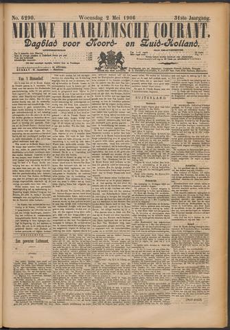 Nieuwe Haarlemsche Courant 1906-05-02
