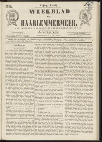 Weekblad van Haarlemmermeer 1862-07-04