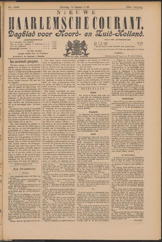 Nieuwe Haarlemsche Courant 1899-01-14