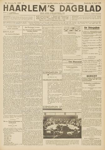 Haarlem's Dagblad 1935-04-18