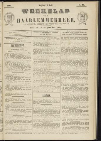 Weekblad van Haarlemmermeer 1883-07-06