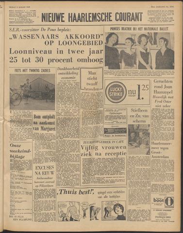 Nieuwe Haarlemsche Courant 1965-01-08
