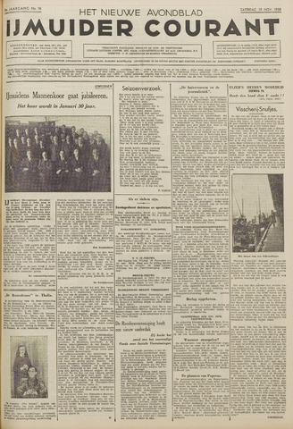 IJmuider Courant 1938-11-19
