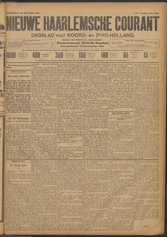 Nieuwe Haarlemsche Courant 1908-10-29