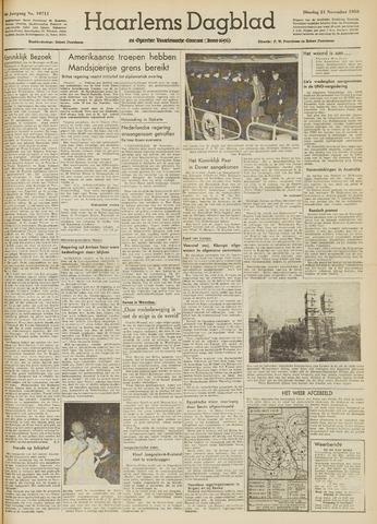 Haarlem's Dagblad 1950-11-21