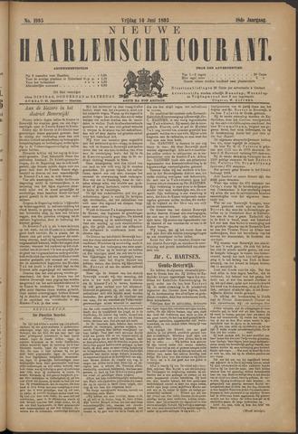 Nieuwe Haarlemsche Courant 1893-06-16