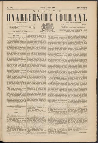 Nieuwe Haarlemsche Courant 1886-05-16