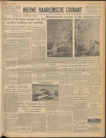 Nieuwe Haarlemsche Courant 1954-04-30