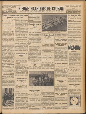 Nieuwe Haarlemsche Courant 1937-03-23