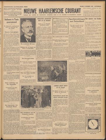 Nieuwe Haarlemsche Courant 1938-12-09