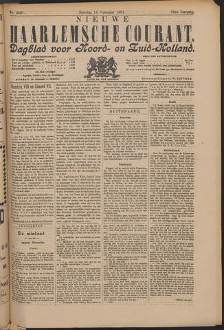 Nieuwe Haarlemsche Courant 1901-09-14