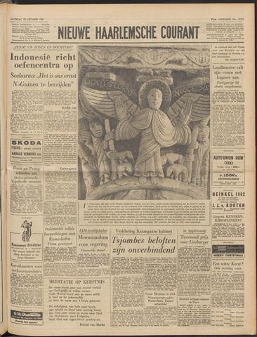 Nieuwe Haarlemsche Courant 1961-12-23