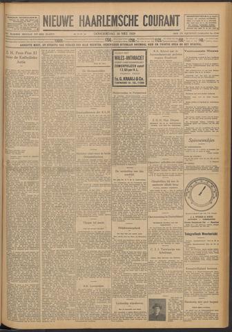 Nieuwe Haarlemsche Courant 1929-05-30