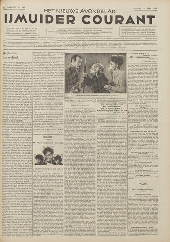 IJmuider Courant 1938-04-15