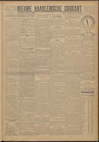Nieuwe Haarlemsche Courant 1923-10-12