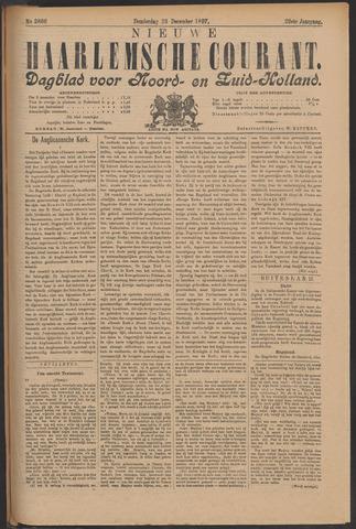 Nieuwe Haarlemsche Courant 1897-12-23