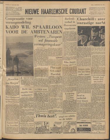 Nieuwe Haarlemsche Courant 1965-01-19