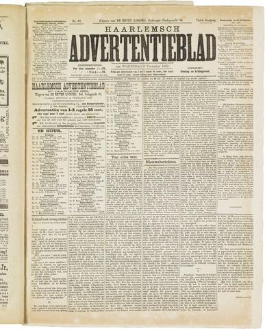 Haarlemsch Advertentieblad 1882-12-06