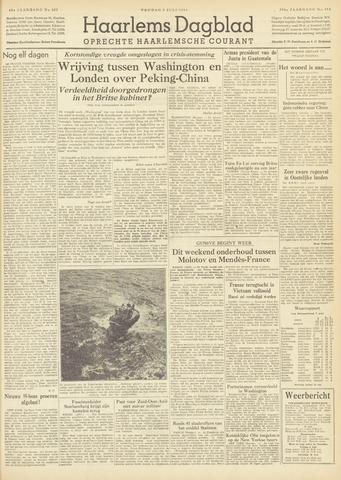 Haarlem's Dagblad 1954-07-09