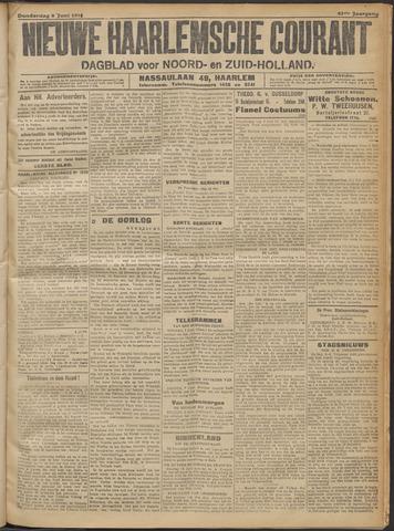 Nieuwe Haarlemsche Courant 1916-06-08