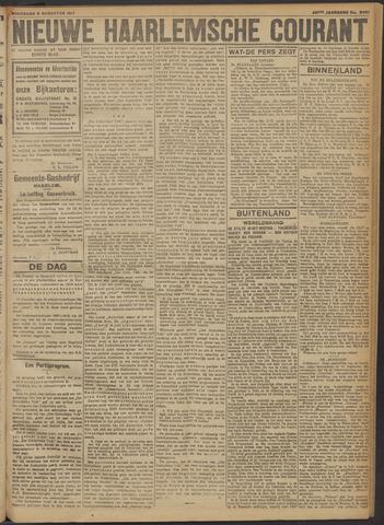 Nieuwe Haarlemsche Courant 1917-08-08