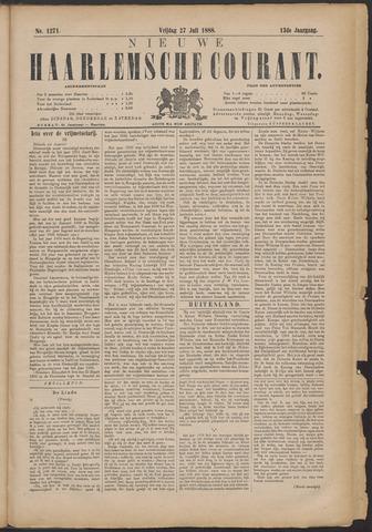 Nieuwe Haarlemsche Courant 1888-07-27
