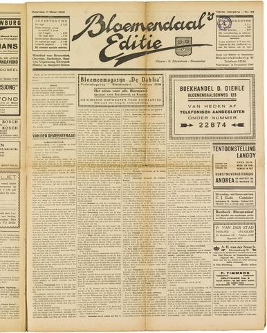 Bloemendaal's Editie 1928-03-17