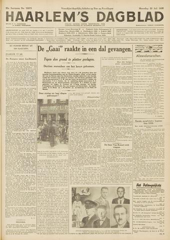 Haarlem's Dagblad 1935-07-22