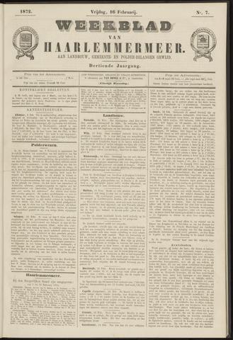 Weekblad van Haarlemmermeer 1872-02-16