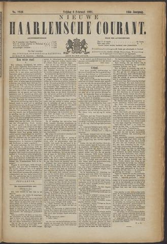 Nieuwe Haarlemsche Courant 1891-02-06